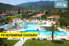 Нощувка на база UI в Cronwell Platamon Resort 5*, Платамонас,