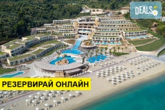 Нощувка на база BB,HB,FB в Miraggio Thermal Spa Resort 5*, Палюри,