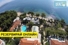 Нощувка на база BB,HB в Danai Beach Resort & Villas 5*, Никити,